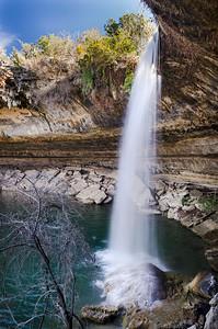 Hamilton Pool Falls